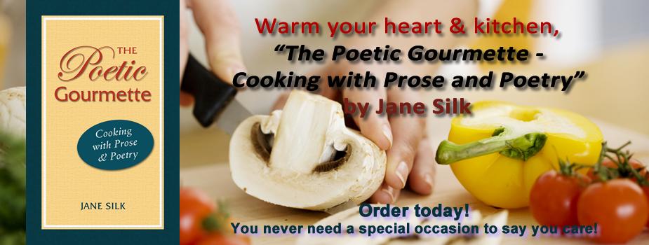 Jane Silk Poetic Gourmette