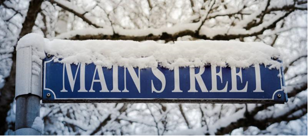 Warm Up To Main Street!